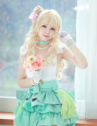 Cosplay asian girls
