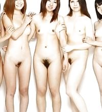 Asian Nude Girls